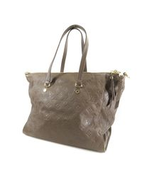Louis Vuitton - Brown Empreinte Shoulder Bag Rumi News Pm M93409 - Lyst