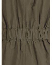 Marni - Green Cotton Overcoat for Men - Lyst