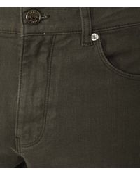 Reiss - Natural Fugee Slim-fit Jeans for Men - Lyst