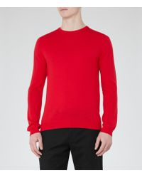 Reiss - Red Hart for Men - Lyst
