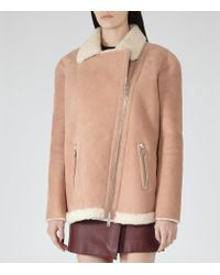 Reiss - Natural Pacy - Lyst