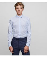 Reiss - Blue Preach for Men - Lyst