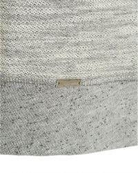 BOSS - Gray Woice Jumper, Natural Grey Reversible Sweater for Men - Lyst