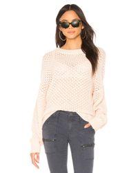 Joie - Vedis Pink Sweater - Lyst
