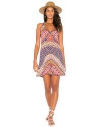 Nanette Lepore - Multicolor Tank Dress - Lyst