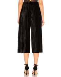 BCBGeneration - Pull On Plisse Gaucho In Black - Lyst