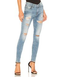 7 For All Mankind - Blue The Hw Skinny - Lyst