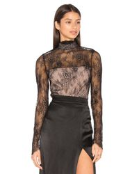 StyleStalker - Multicolor Allende Bodysuit - Lyst