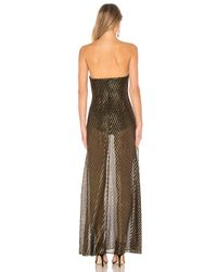 LPA - Metallic Dress 670 - Lyst