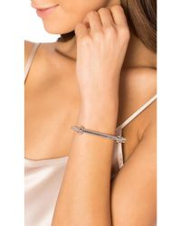 Miansai - Metallic Screw Cuff - Lyst