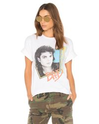 Junk Food   Multicolor Michael Jackson Sold Out Tee   Lyst