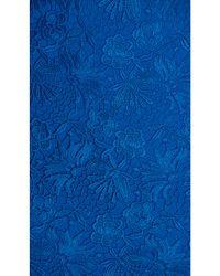 Diane von Furstenberg - Blue Viera Lace Dress - Lyst