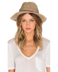 Ále By Alessandra | Natural Trancoso Hat | Lyst