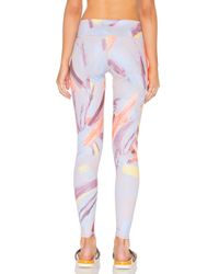 Alo Yoga Black Airbrush Legging