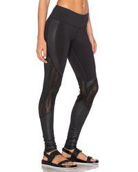 Alo Yoga - Black Vitality Legging - Lyst