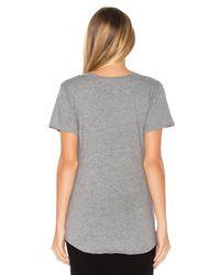 Bobi - Multicolor Lightweight Jersey Short-Sleeved Pocket T-Shirt - Lyst