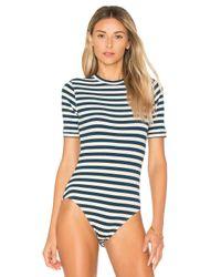 Capulet - Blue Sandra Bodysuit - Lyst