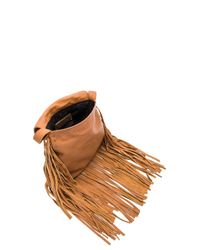 Cleobella - Brown Bandit Crossbody Bag - Lyst