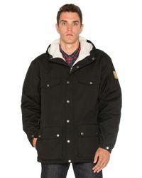 Fjallraven | Black Greenland Winter Jacket for Men | Lyst