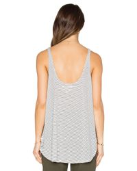 The Great - Blue The Scoop Tank - Lyst