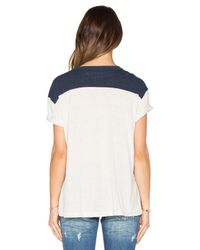 The Great - Blue The Athletic Tee - Lyst