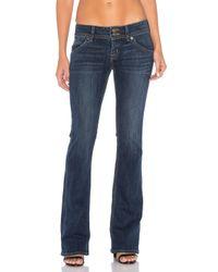 Hudson Jeans   Blue Signature Bootcut   Lyst