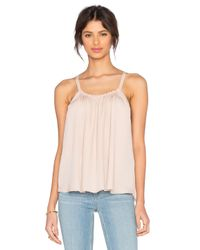 Joie | Natural Galaxite Tank | Lyst