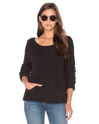 Lamade | Black Mj Boatneck Sweater | Lyst