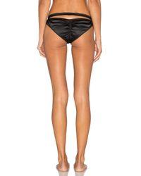 Maison Close - Black Villa Satine Culotte Bikini - Lyst