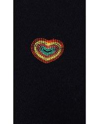 Mother - Blue X Miranda Kerr Open Your Heart Sweatshirt - Lyst