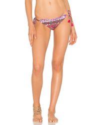 Nanette Lepore   Multicolor Vamp Bikini Bottom   Lyst
