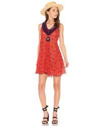 Poupette | Red Blabla Dress | Lyst