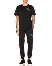 Puma Select | Black X Trapstar Pants for Men | Lyst