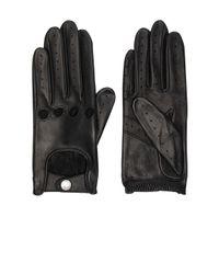 Rag & Bone | Black Driving Gloves | Lyst