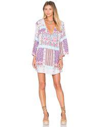 Somedays Lovin - Multicolor Skylight Cape Dress - Lyst