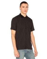 Stussy - Black Vacation Shirt for Men - Lyst