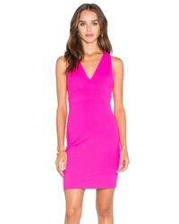 Susana Monaco - Pink Gia Dress - Lyst