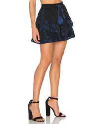 Tryb212 Black Olly Skirt