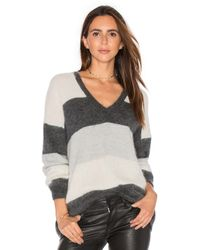 VINCE | Multicolor Stripe Sweater | Lyst