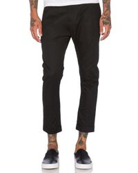 Zanerobe | Black High Street Chino for Men | Lyst