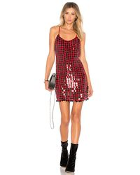 House of Harlow 1960 - Red X Revolve Sean Dress - Lyst