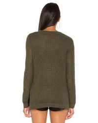 BB Dakota - Green Jack By Dunning Sweater - Lyst