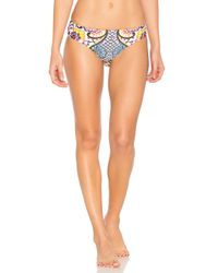 Ella Moss - Multicolor Summer Serenade Bikini Top - Lyst