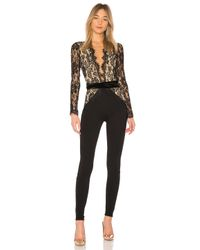 Michael Costello - Black X Revolve Julian Jumpsuit - Lyst