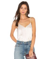 Cami NYC - White The Heidi Cami - Lyst