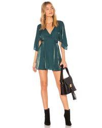 Tularosa - Green Rosie Dress - Lyst