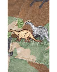 Harvey Faircloth - Green Field Jacket - Lyst