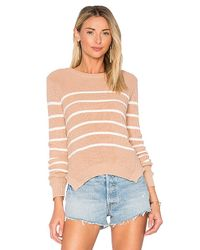 Lovers + Friends - Multicolor X Revolve Bright Sea Sweater In White - Lyst