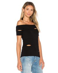 Bailey 44 - Black Totally Tubular Top - Lyst