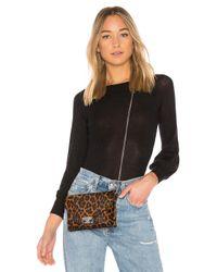 Autumn Cashmere - Off Shoulder Sweater In Black - Lyst